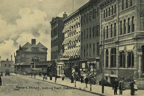 Hoboken Newark Street